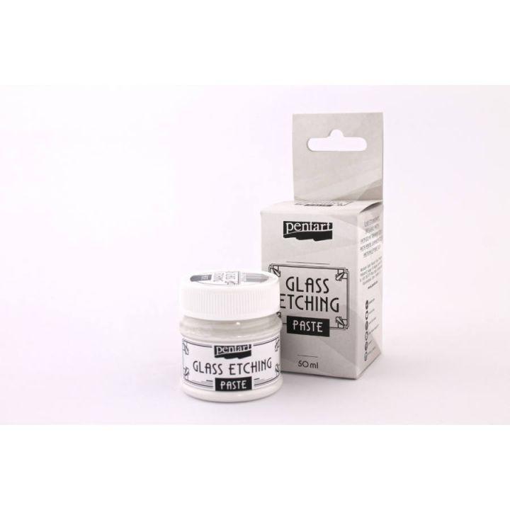 Pasta pentru gravura pe sticla- 50 ml