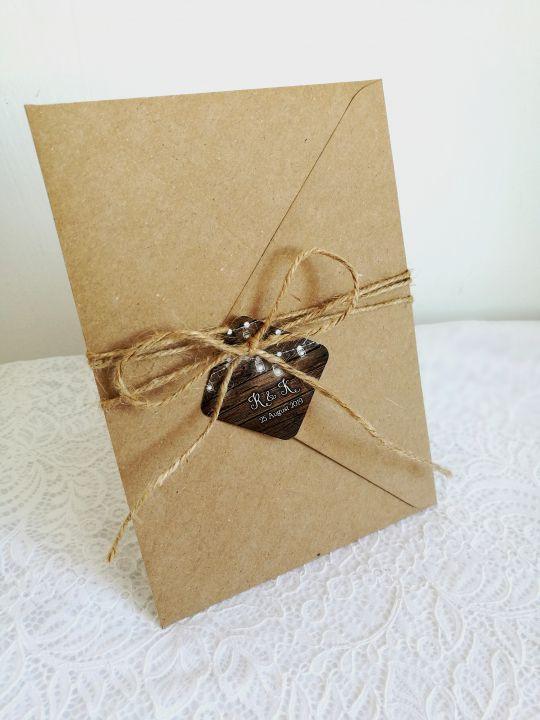 Invitatie nunta Wood Jars, invitatie rustica, moderna, invitatie lemn digital