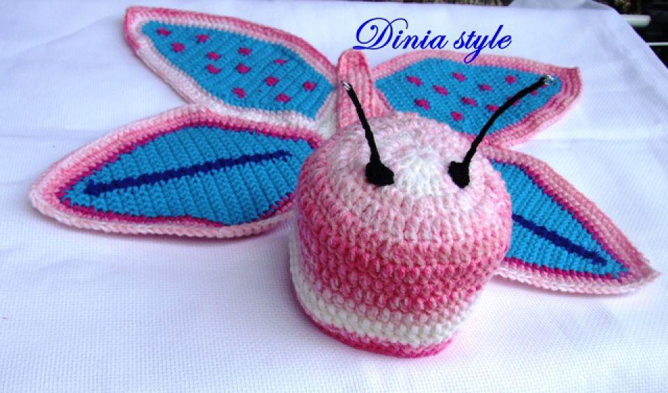 Fluturas -costumas sedinta foto bebelusi