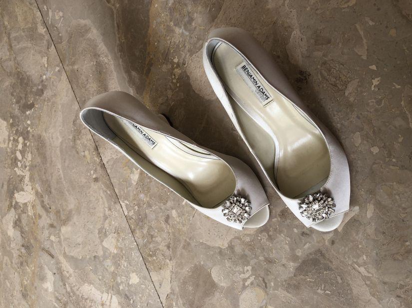 Pantofi Mireasa Fashion Hunt