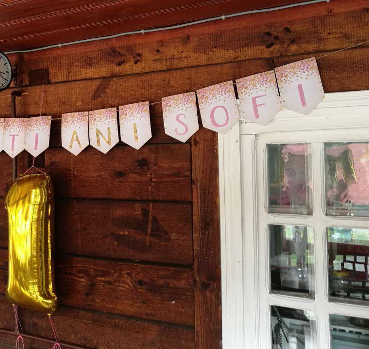 Litere extra pentru Banner, Banner zi de nastere, Banner La multi ani, banner copii, la multi ani, banner petrecere