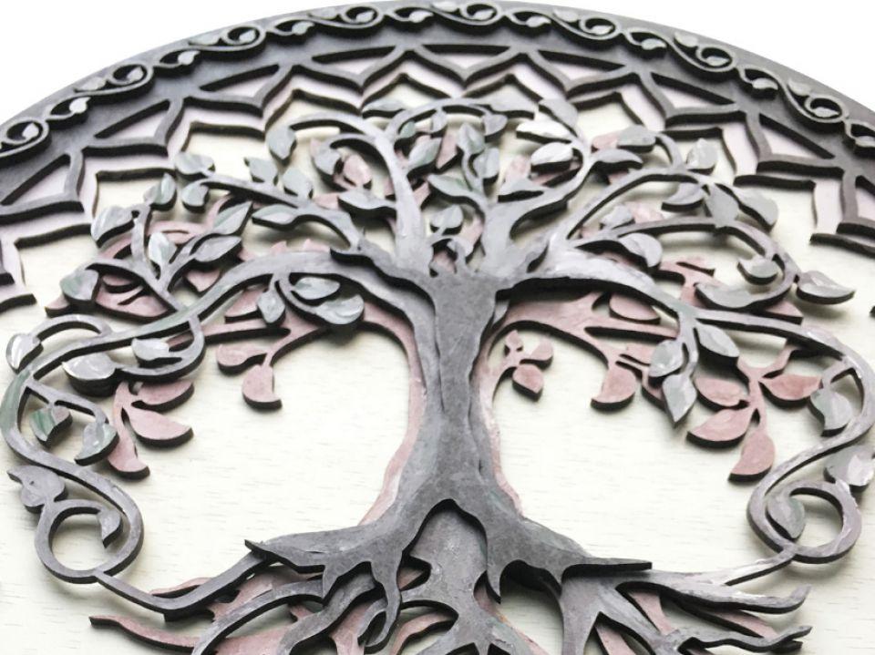Tree of Life decoratiune interior