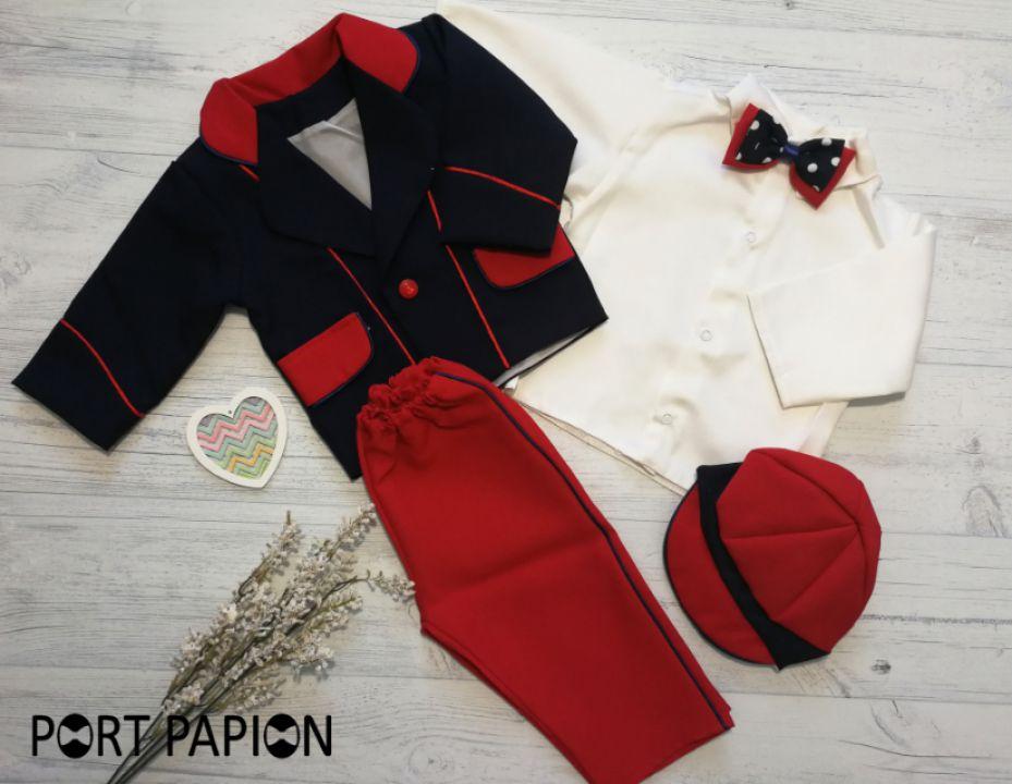 Costum Pentru Botez Model Gabriel Breslo