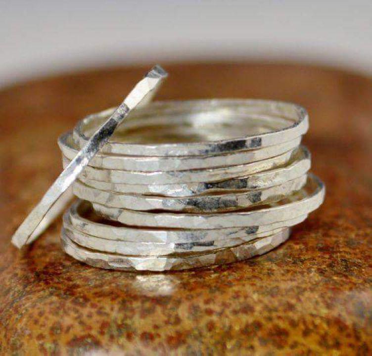 Set inele argint