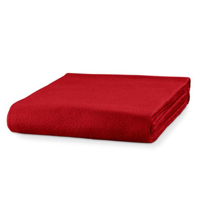 Patura rosie din fleece unisex, Blanky