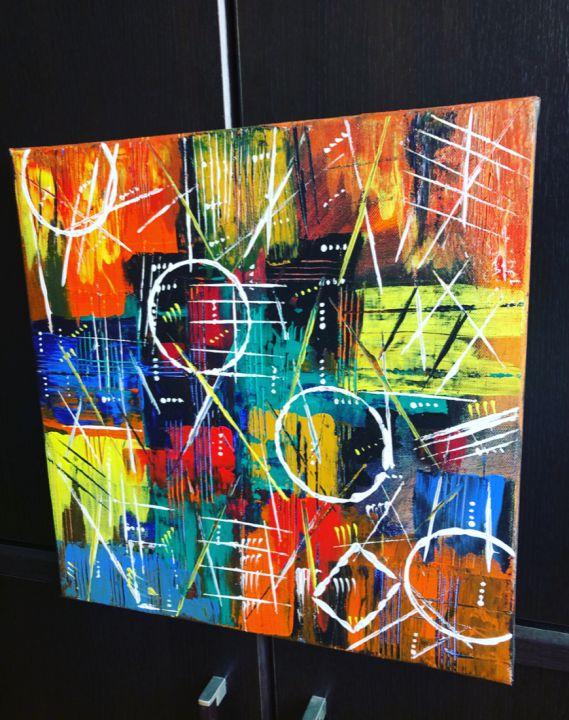 Tablou canvas Abstract Art