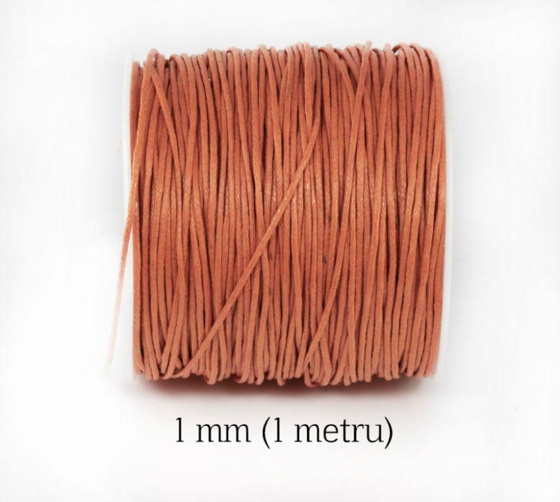 Ata cerata, grosime 1 mm, 1 metru, cod AC17