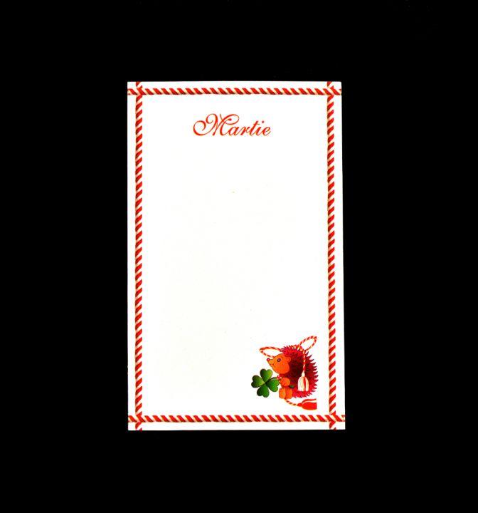 10b Cartonas martisor