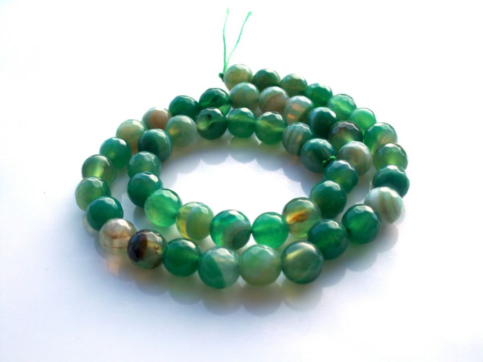 Green agate fatetate