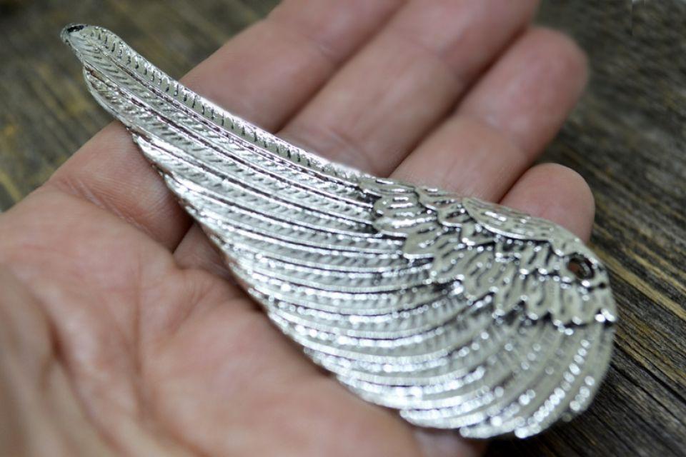 Pandantiv link aripa 10cm x 4cm SALAK 603