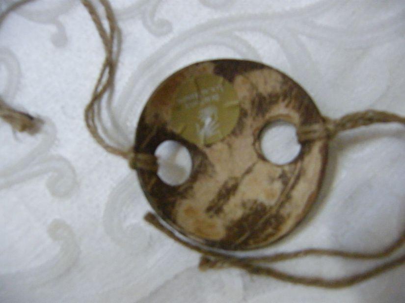 Bratara nuca de cocos