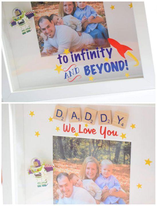 Shadow Box - cadou tata Buzz Lightyear