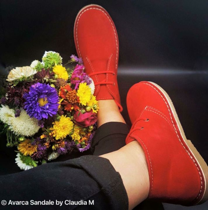 Ghete Claudia M rosii