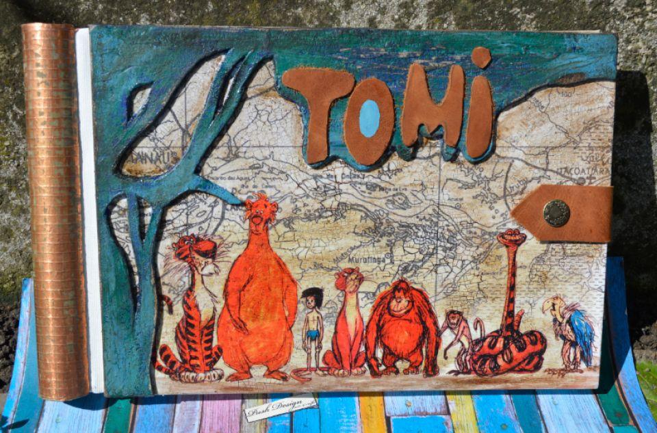 Album foto ''Tomi''
