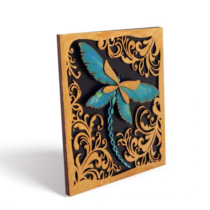 DragonFly - Libelula decoratiune interior - Water